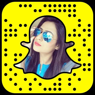 Oshin Brar Snapchat username