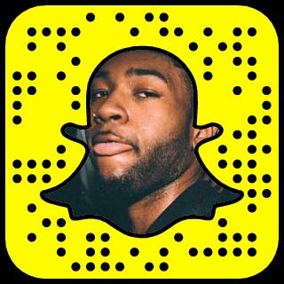 PartyNextDoor Snapchat username