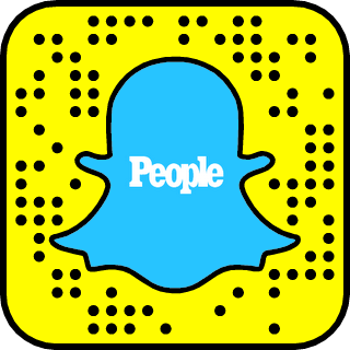People magazine Snapchat username