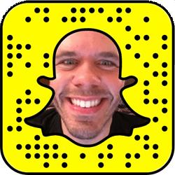 Perez Hilton Snapchat username