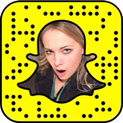 Poppy Jamie Snapchat username