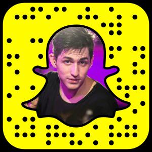 Porter Robinson Snapchat username
