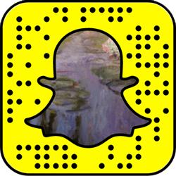 Portland Art Museum Snapchat username