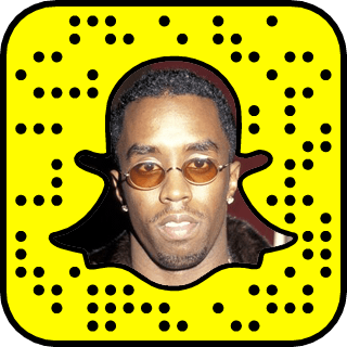Puff Daddy Snapchat username