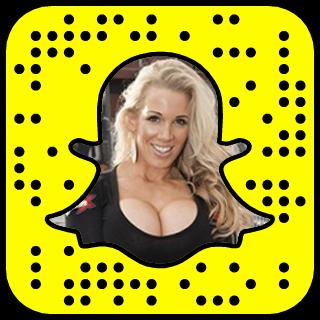 Rebecca Moore Snapchat username