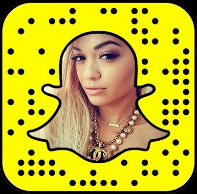 Rita Ora Snapchat username