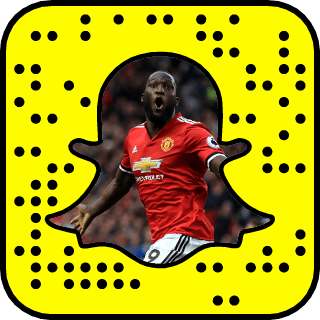 Romelu Lukaku Snapchat username