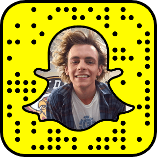 Ross Lynch Snapchat username
