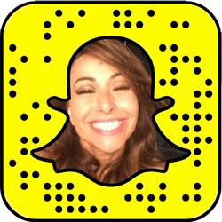 Sabrina Sato Snapchat username