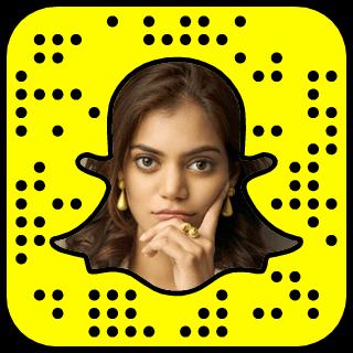 Sara Haider Snapchat username