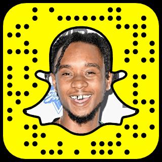 Slim Jxmmi Snapchat username