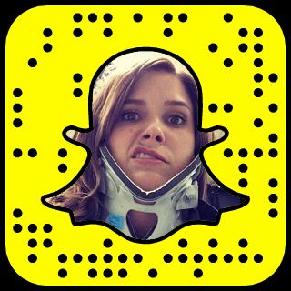 Sophia Bush Snapchat username