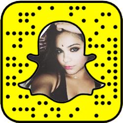 Stella Hudgens Snapchat username