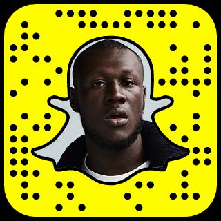 Stormzy Snapchat username
