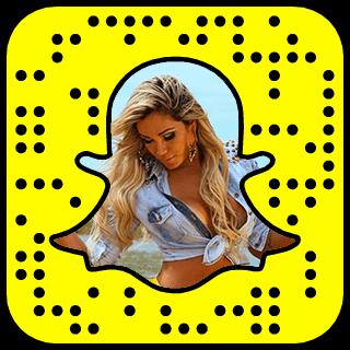 Suzy Medina Snapchat username