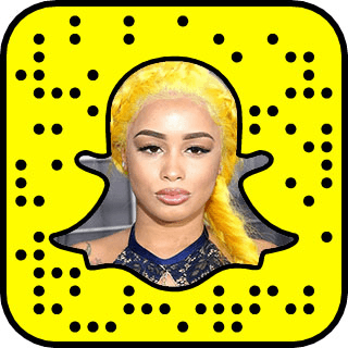 Tabatha Robinson Snapchat username