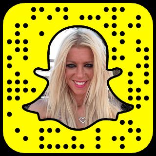 Tara Reid Snapchat username
