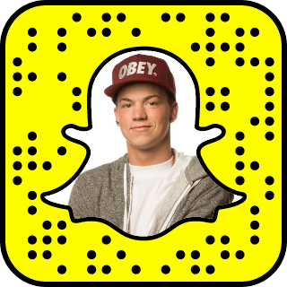 Taylor Caniff Snapchat username