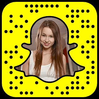 Taylor Sands Snapchat username