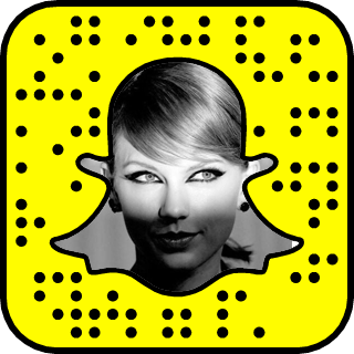 Taylor Swift Snapchat username