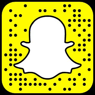 Team Penske Snapchat username
