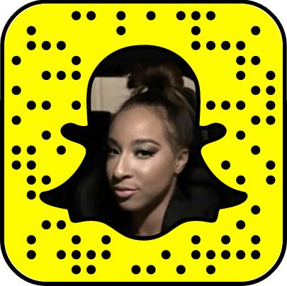 Teanna Trump Snapchat username