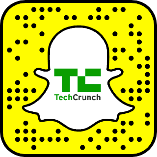 TechCrunch Snapchat username