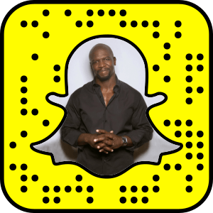 Terry Crews Snapchat username