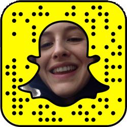 Tess Ward Snapchat username