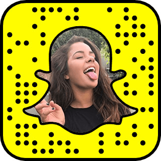 Tessa Brooks Snapchat username