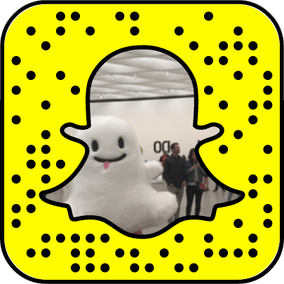 The Broad Museum snapchat