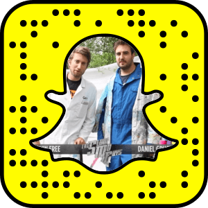 The Slow Mo Guys Snapchat username