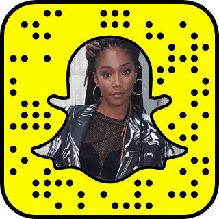 Tiffany Haddish Snapchat username