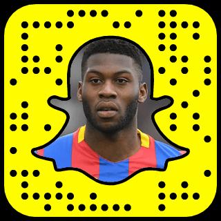 Timothy Fosu-Mensah Snapchat username