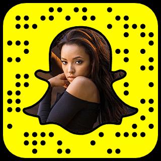 Tinashe Snapchat username