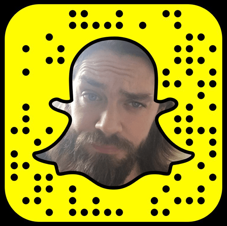 Tom Payne Snapchat username
