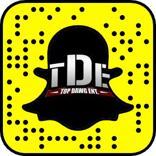 Top Dawg Entertainment Snapchat username