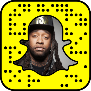 Ty Dolla $ign Snapchat username
