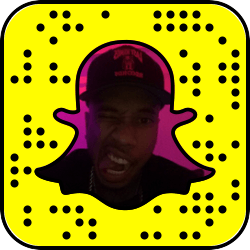Tyga Snapchat username