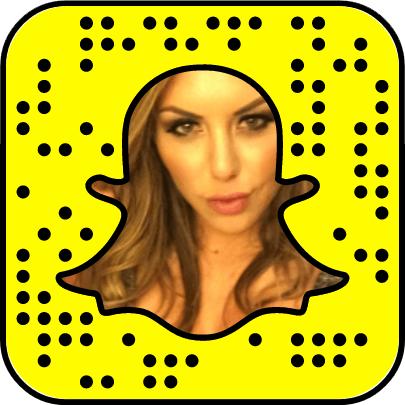 UFC girl Brittney Palmer Snapchat username