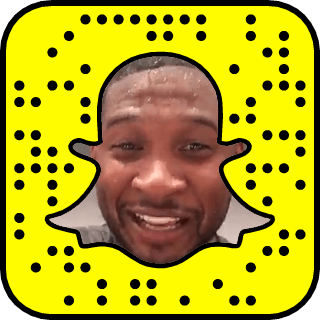 Usher Raymond Snapchat username