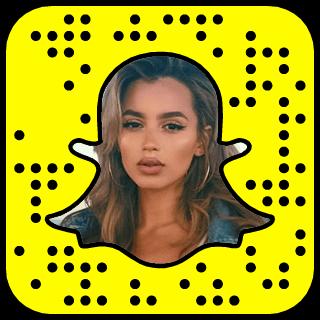 Val Mercado Snapchat username