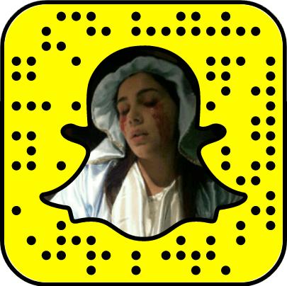 Valentina Nappi Snapchat username