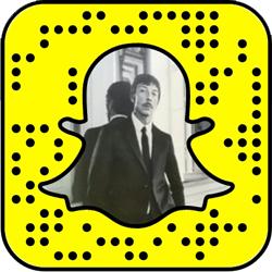 Valentino Snapchat username