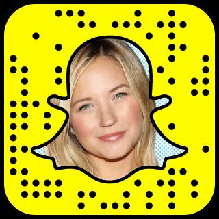 Vanessa Ray Snapchat username