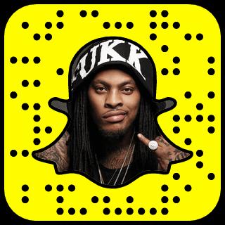 Waka Flocka Flame Snapchat username