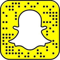 Washington Redskins Snapchat username