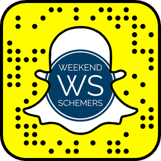 Weekend Schemers Snapchat username