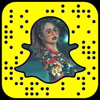 Wilde Child Snapchat username