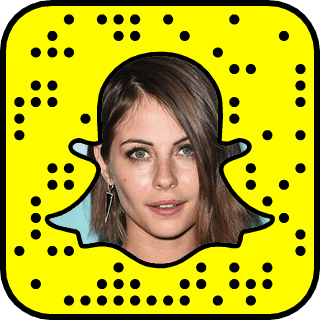 Willa Holland Snapchat username